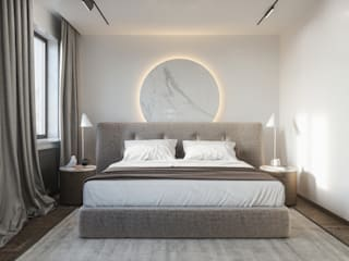 Bedroom by ANARCHY DESIGN, Eclectic