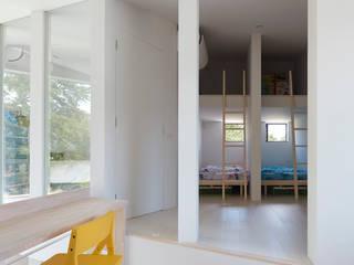 子供部屋 モダンデザインの 子供部屋 の 藤原・室 建築設計事務所 モダン