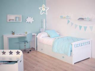 Nido infantil Estrellas: Dormitorios de estilo  de bainba.com