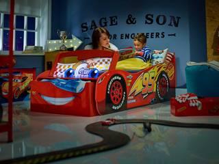 Dormitorio infantil Cars Disney de bainba.com Mobiliario infantil-Juvenil Moderno