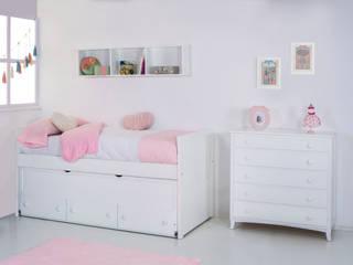 Habitaciones para niños y niñas. Diseño y fabricación Española. de bainba.com Mobiliario infantil-Juvenil Clásico