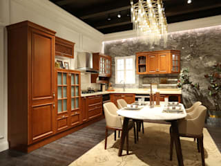 Classic kitchen: classic  by Royal Material Solutions,Classic