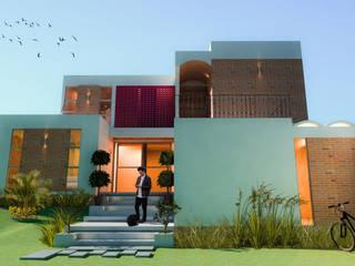 Maisons méditerranéennes par Vintark arquitectura Méditerranéen