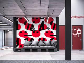 LOGOVO crossfit: Тренажерные комнаты в . Автор – Family Cozy,