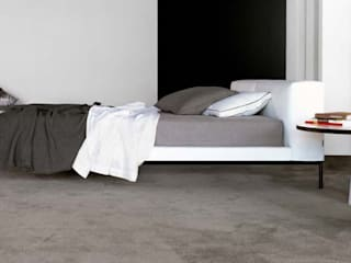 Andras Koos Architectural Interior Design BedroomBeds & headboards