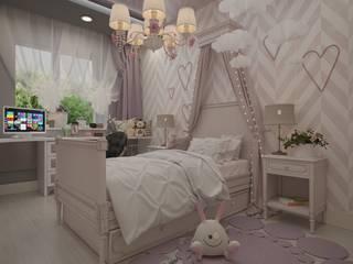 Арт деко в частном доме: Детские комнаты в . Автор – ХаТа - design