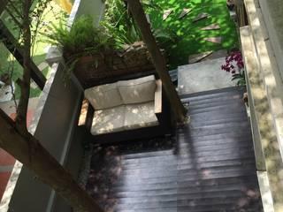 LI A'ALAF ARCHITECT 庭院