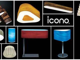 Icono Lighting:   by FW Lighting