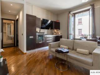 HOME STAGING Comedores de estilo moderno de Alba Montes Home Staging - ReLooking - ReDesign Moderno