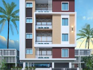 Casas de estilo clásico de M.A Constructions Clásico
