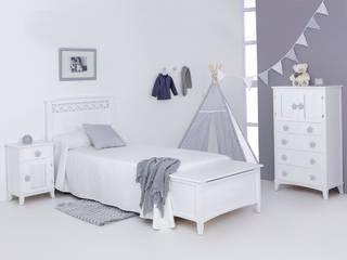 Habitaciones para niños y niñas. Diseño y fabricación Española. de bainba.com Mobiliario infantil-Juvenil Moderno
