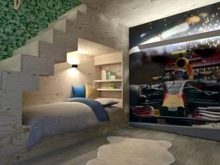 hiện đại  theo Stefania Rastellino interior design, Hiện đại