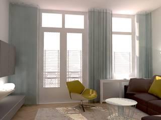 bởi Stefania Rastellino interior design