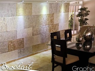 حديث  تنفيذ Brochart pintura decorativa, حداثي