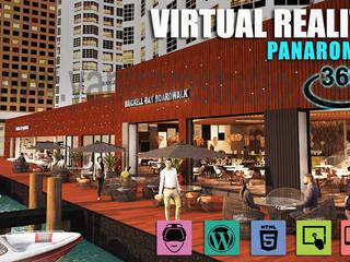 Interactive Panoromic Virtual Tour By Yantram Virtual Reality Developer - Amsterdam, Netherland Yantram Architectural Design Studio Klasik