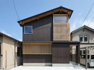 Häuser von 芦田成人建築設計事務所,