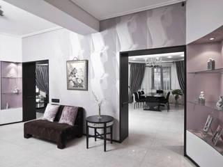 Холл в частном доме в ар-деко:  в . Автор – Андреевы.РФ