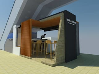 محلات تجارية تنفيذ Architecture Creates Your Environment Design Studio