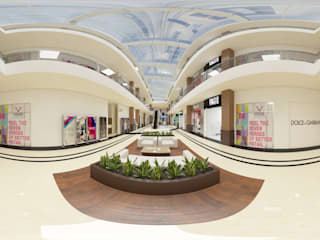 Ground floor:  Shopping Centres by VRDreamz