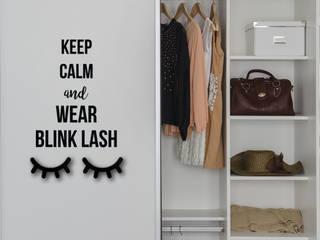 Blink Lash - Decorazione Adesiva DecorAmo:  in stile  di Decoramo