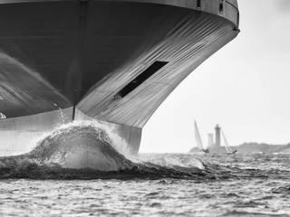 Photographies d'art - Photo Marine Marchande en Bretagne par Ewan Photographe de mer