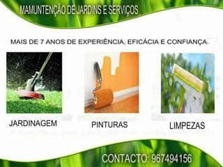 Serviços - Jardins e exteriores:   por Francisco jardinagem