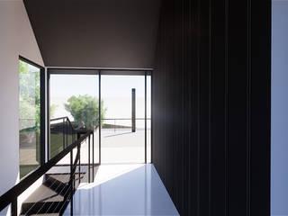 Couloir et hall d'entrée de style  par MASR | Estudio de arquitectura