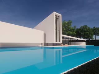 MASR | Estudio de arquitectura의  빌라