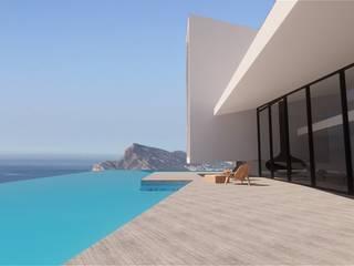 Villa de style  par MASR | Estudio de arquitectura