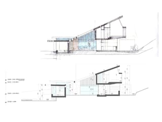 Casa do Bosque  - Janas | Sintra:   por Triplinfinito arquitetura, design e vídeo Lda