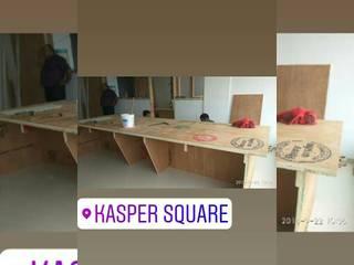 Kysper Square by LJ Interior Concept Modern