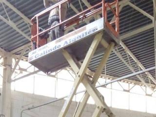 Reparaciones en colegios de Murcia de Trisacor - Empresa de Construcción Moderno