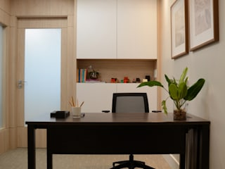 Bureau de style  par Tania Bertolucci  de Souza  |  Arquitetos Associados