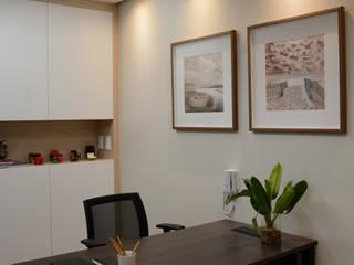 Study/office by Tania Bertolucci  de Souza  |  Arquitetos Associados
