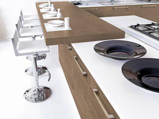 Cozinha de Sonho:   por area design interiores