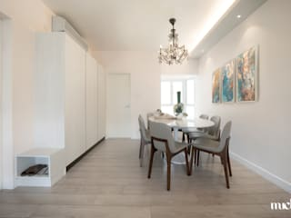 Minimalist dining room by Much Creative Communication Limited Minimalist