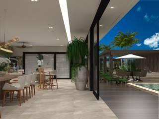 Moderner Spa von Juliana Saraiva Arquitetura & Interiores Modern
