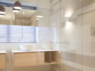 Modern Banyo Studio Doccia Modern