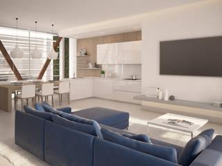 AVANTUM Built-in kitchens White