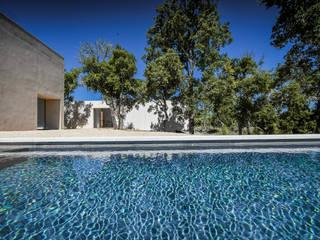 Casa Comporta: Casas modernas por SABRAB