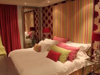 Lean van der Merwe Interiors Eclectic style bedroom