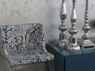 by Lean van der Merwe Interiors Еклектичний