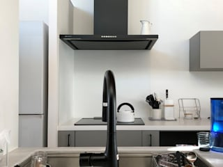 yuukistyle 友紀建築工房 Modern Kitchen