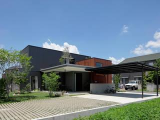 บ้านและที่อยู่อาศัย โดย arc-d, โมเดิร์น