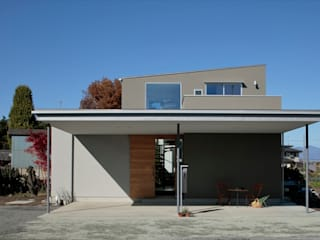 Modern Garage and Shed by arc-d Modern