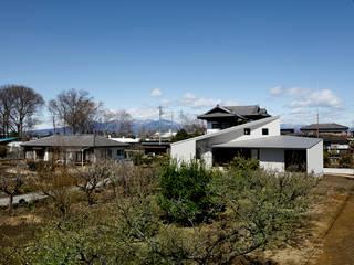 上田町の家: arc-dが手掛けた家です。