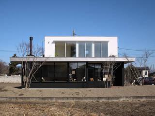 Casas de estilo moderno de arc-d Moderno