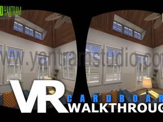 Virtual Reality Walkthrough By Yantram development- Atlanta, USA Klasik Oto Galerileri Yantram Architectural Design Studio Klasik