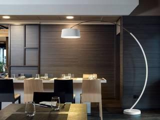 Locales gastronómicos de estilo  de LEDS C4, Moderno