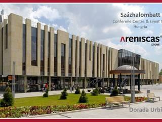 ARENISCAS STONE Centri commerciali in stile classico Arenaria Beige